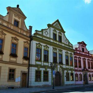 Hradec Kralové - Fietsen langs de Elbe van de bron naar Praag