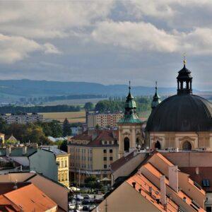 UNESCO fietsreis Tsjechië - Olomouc