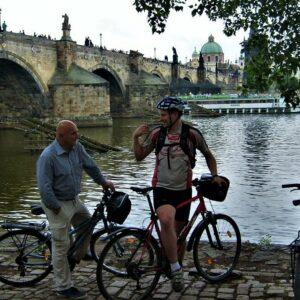 Karelsbrug - Praag City Bike Tour