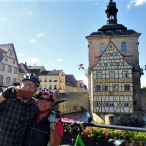 Bamberg fietsvakantie langs de Main