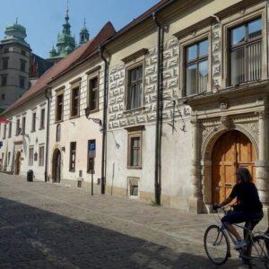 Cultuur Polen Fietsen langs de Dunajec
