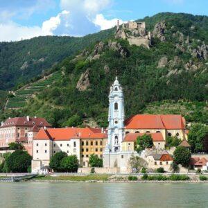 Durnstein fietsen Passau Wenen