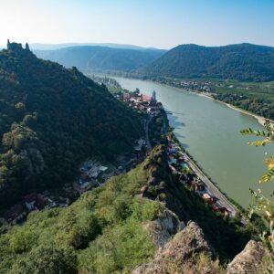Landschap Donau Radweg