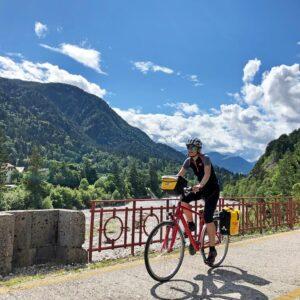 Fietsen Alpe Adria Radweg Villach - Grado / Triëst