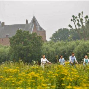 Fietsvakantie Hollandse Waterlinie Fietsen