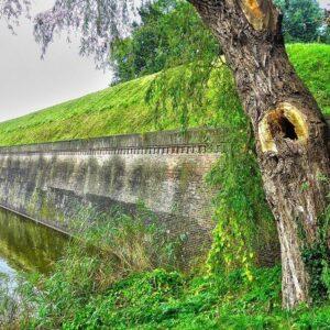 Fort Naarden Fietsvakantie Hollandse Waterlinie