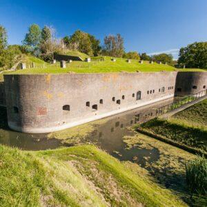 Fort Vechten Fietsvakantie Hollandse Waterlinie