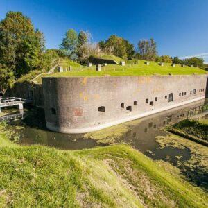 Fort bij Vechten Fietsvakantie Hollandse Waterlinie