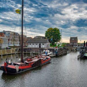 Gorinchem centrum Fietsvakantie Hollandse Waterlinie