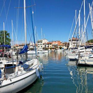 Haven Grado Adriatische Zee