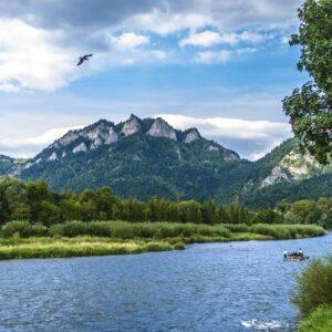 Hoge Tatra Fietsen langs de Dunajec