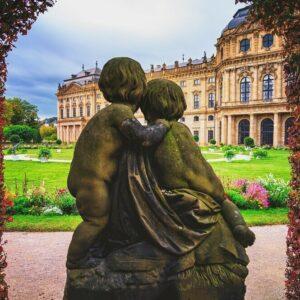 Kasteeltuinen Würzburg
