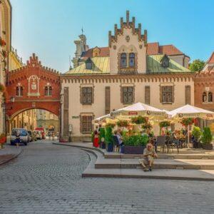 Krakau - Fietsen Polen