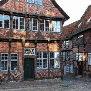 Lauenburg historisch centrum