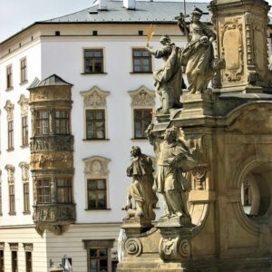 Olomouc - Oude stad