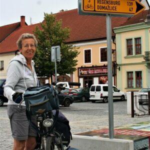 Onderweg - Fietsen van Praag naar Regensburg