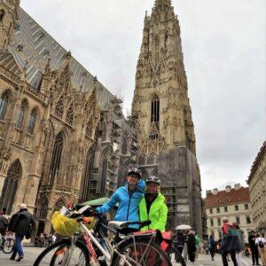 Praag - Wenen Greenways - Stephansdom Wenen
