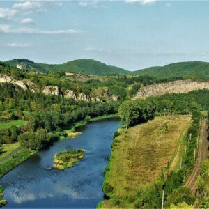Tsjechische Karst - Berounka