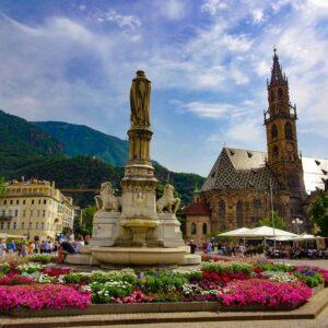 Waltherplatz Bolzano