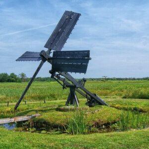 Weerribben Fietsvakantie IJsselmeer