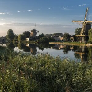 Fietsvakantie Hollandse Waterlinie - Fietsen