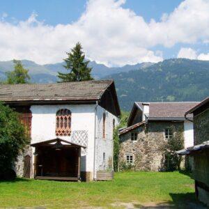 boerderijen omgeving Drau