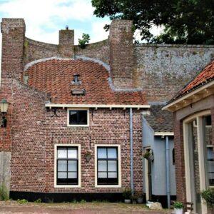 stadsmuur Elburg Fietsvakantie IJsselmeer