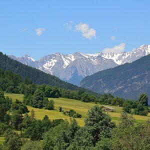 Fietsvakantie Innradweg - Alpen
