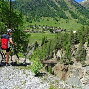 Zerner fietsen Innradweg