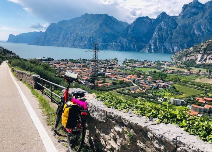 Gardameer fietsen - fietsvakantie