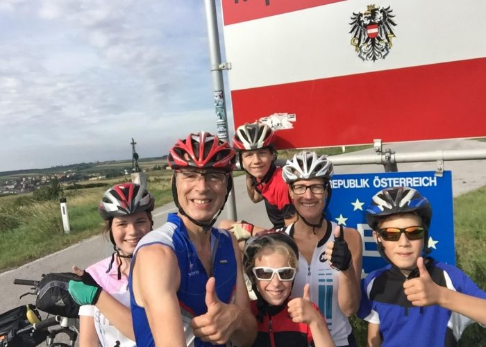 zorgelose fietsvakantie 2021 familie